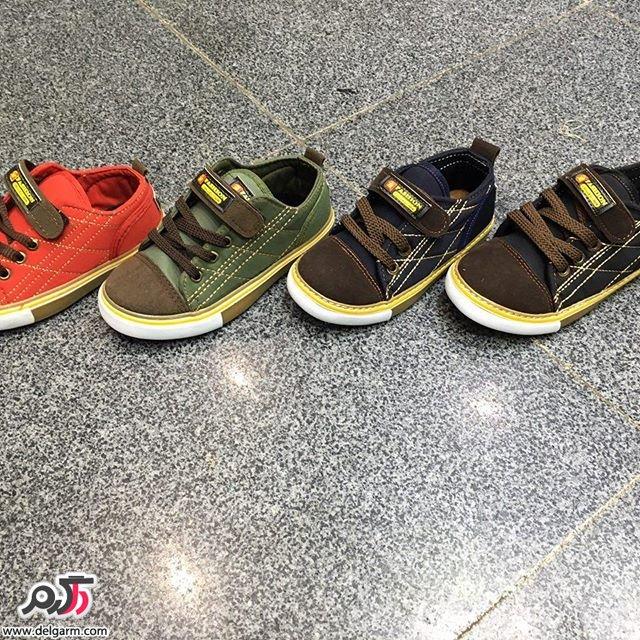 کفش های بچگانه متنوع و زیبا2016