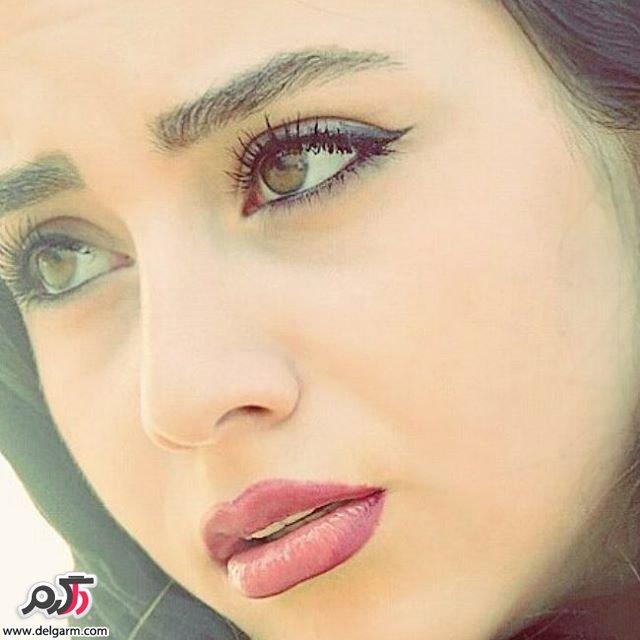 حدیث مدنی بازیگر جوان ایرانی