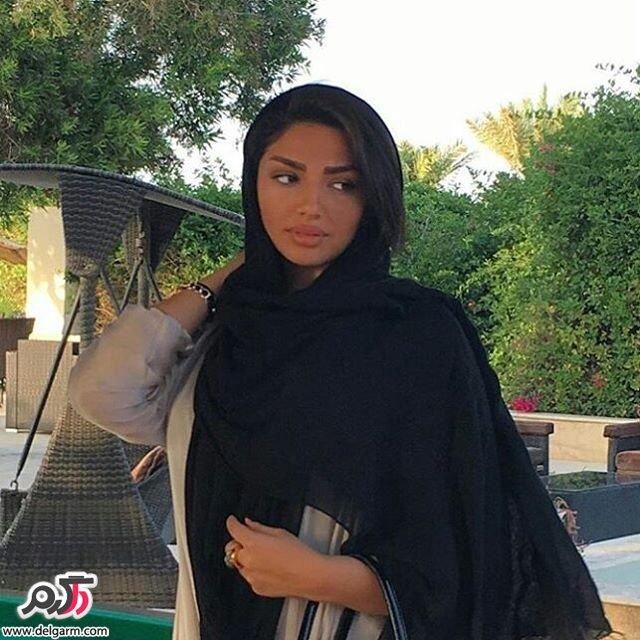 مهسا کامیابی بازیگر جوان ایرانی