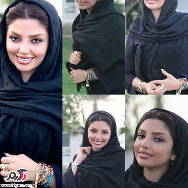 مهسا کامیابی بازیگر زن ایرانی