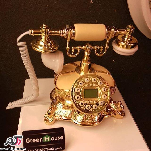 مدل های بسیار شیک تلفن منزل