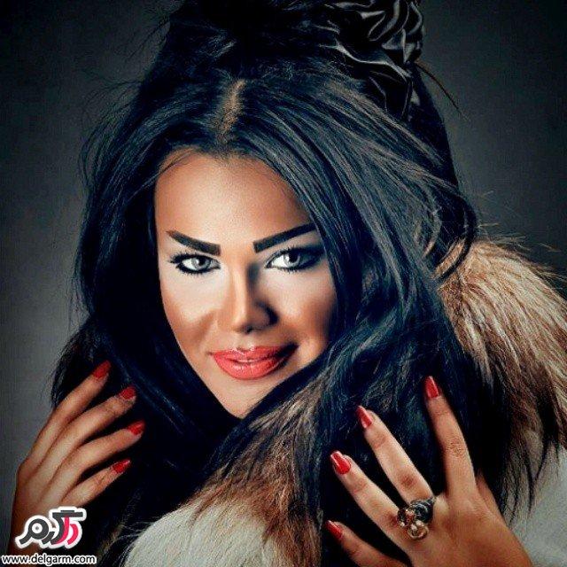 عکس جدید مریم شهروز مدل ایرانی 2016