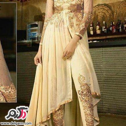 لباس هندی در دوخت شیک و زیبا