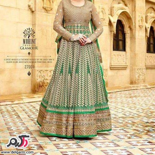 اولین سری از ساری و لباس هندی  2016