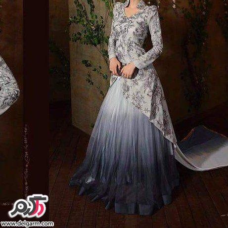 لباس های زیبای هندی در طرح های متنوع و زیبا