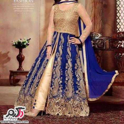 زیباترین لباس های هندی زنانه