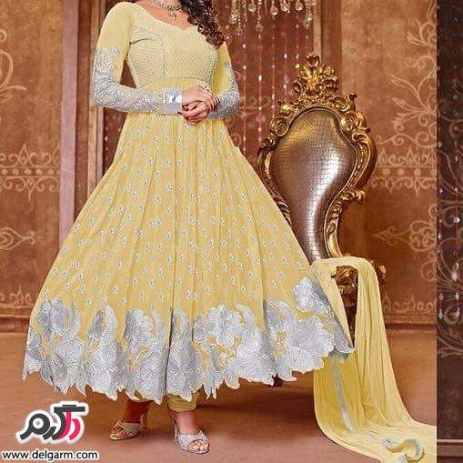 گالری عکس از لباس زیبای هندی
