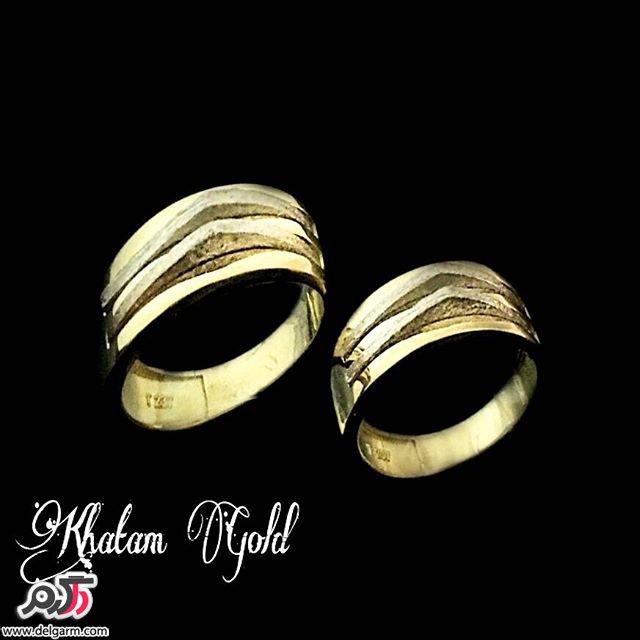 نمونه های زیبا از انگشتر طلا