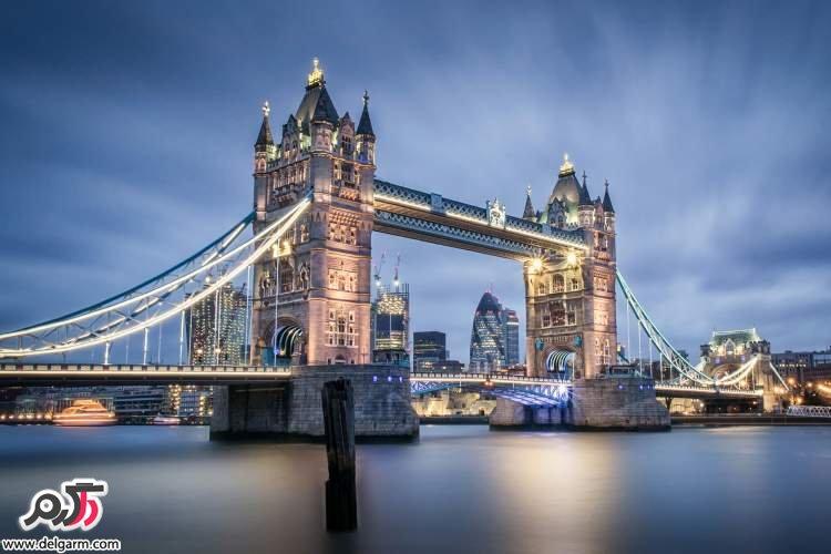مکان های دیدنی و جاذبه های گردشگری لندن