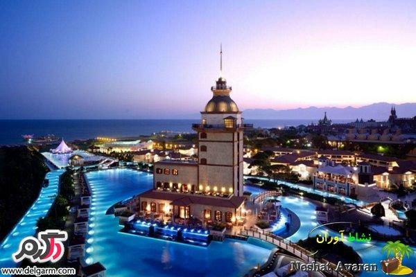 مکان های گردشگری کشور ترکیه(استانبول)