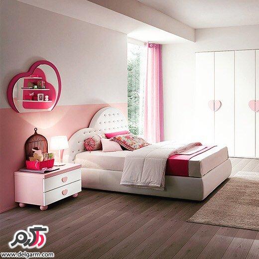نمونه های زیبا از تخت خواب های کودکانه 2016
