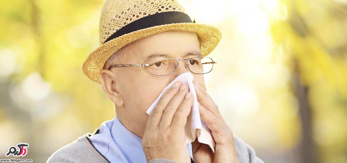 چگونه آلرژی یا حساسیت را درمان کنیم؟