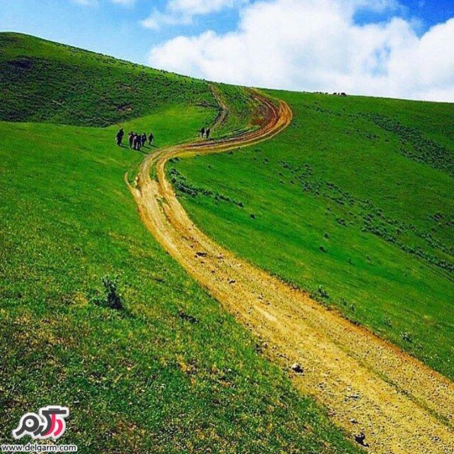 عکس زیبا از طبیعت ایران