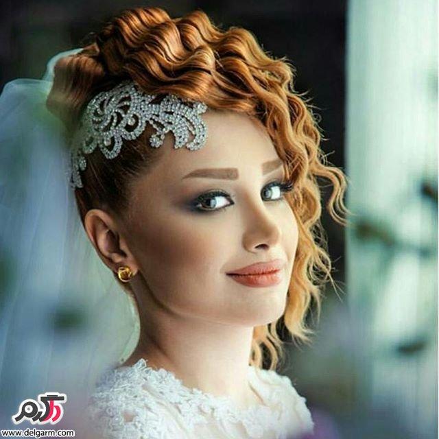 آرایش عروس 2016