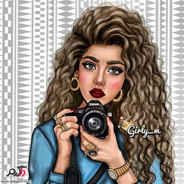 گالری از عکس های زیبای دخترونه