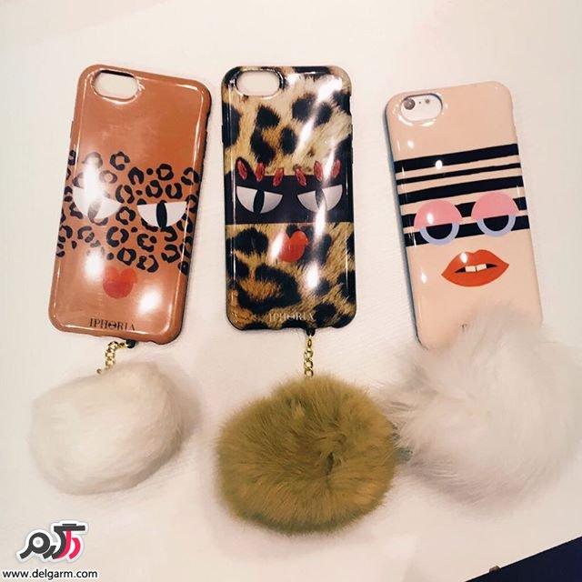 گالری از گارد گوشی اپل دخترانه