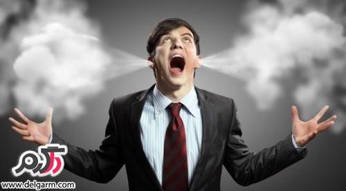 راهکار های مناسب برای کنترل خشم