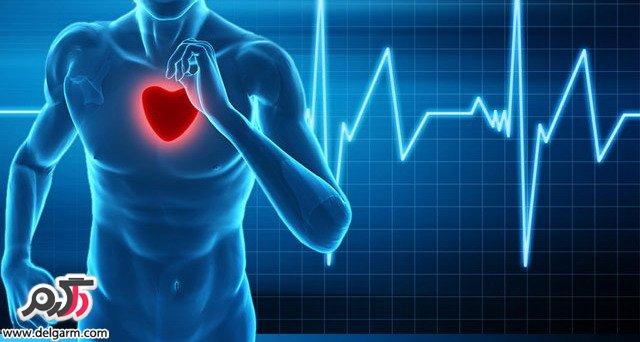 بیماری ناراحتی قلبی علل و نشانه های این بیماری