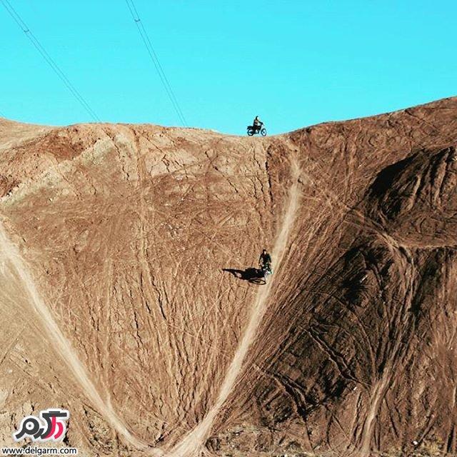 گالری از زیباترین جاده های ایران