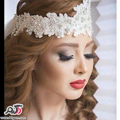 گریم زیبای عروس 2016