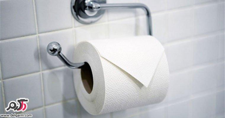دستمال کاغذی و خطرات آن برای زنان