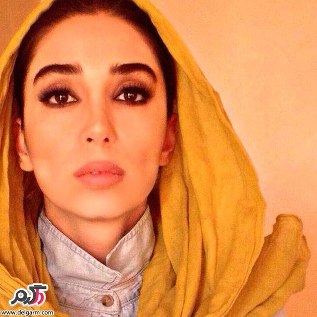 بیوگرافی + عکس جدید عاطفه نوری بازیگر زن ایرانی