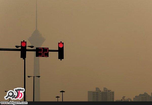 آلودگی هوا و درمان آن