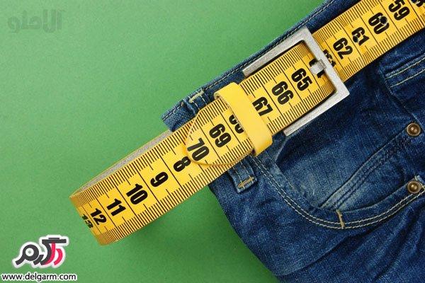 مضرات کاهش سریع وزن