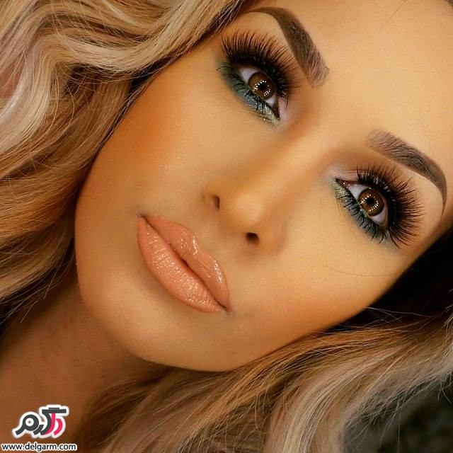 آرایش چهره زیبا و جذاب