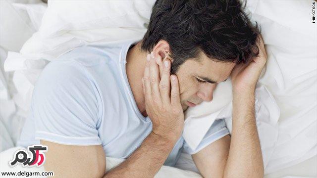 خوابیدن همراه با استرس چه عوارضی دارد؟