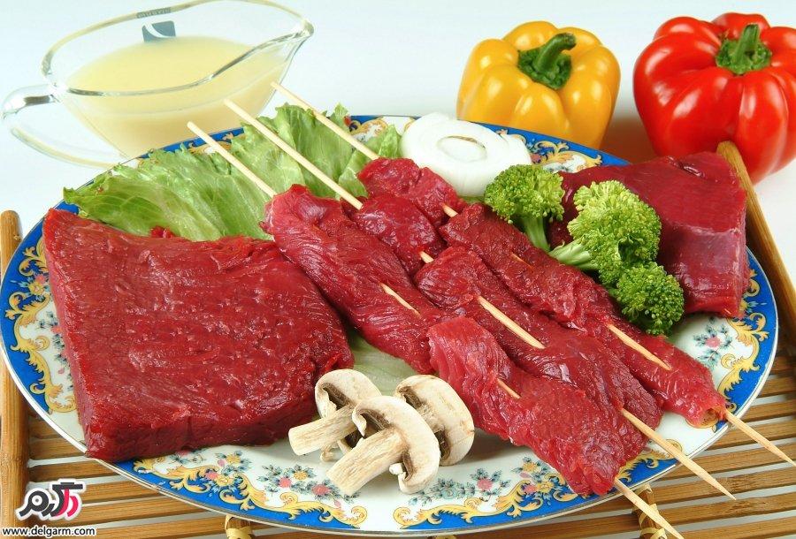 مضرات زیاد خوردن گوشت گاو