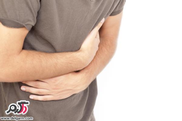 علت شکم درد در آقایان