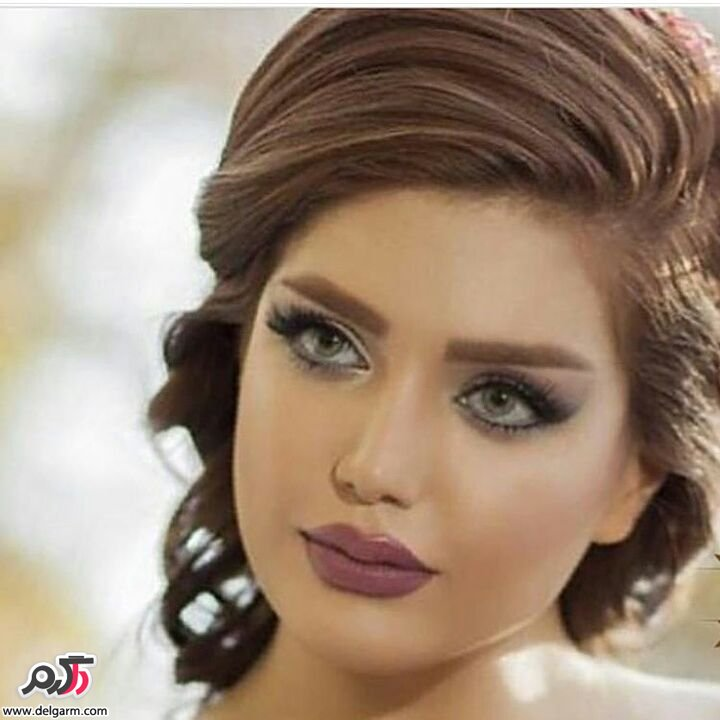 گالری از زیباترین مدل گریم و آرایش عروس 2017