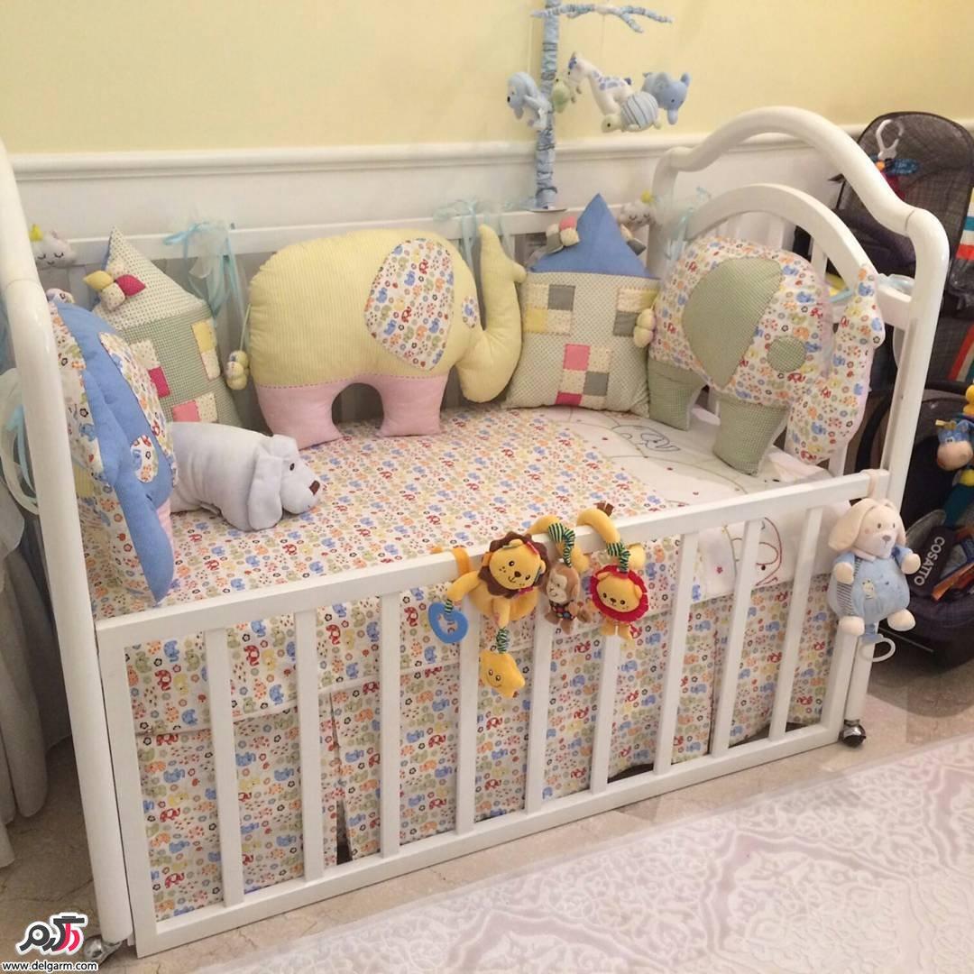 نمونه های زیبا از سیسمونی نوزاد 2016