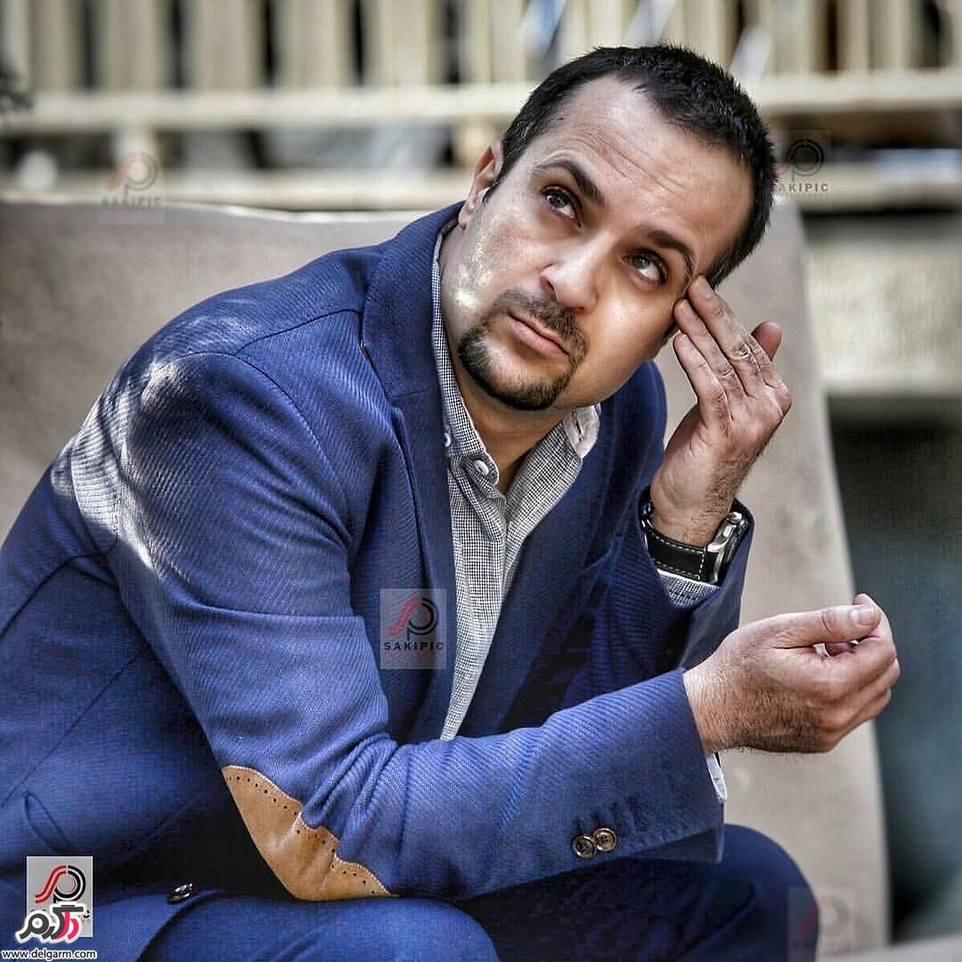 بیوگرافی + عکس از اینستاگرام احمد مهران فر