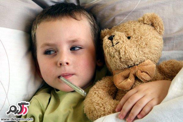 تسنج در کودکان + درمان