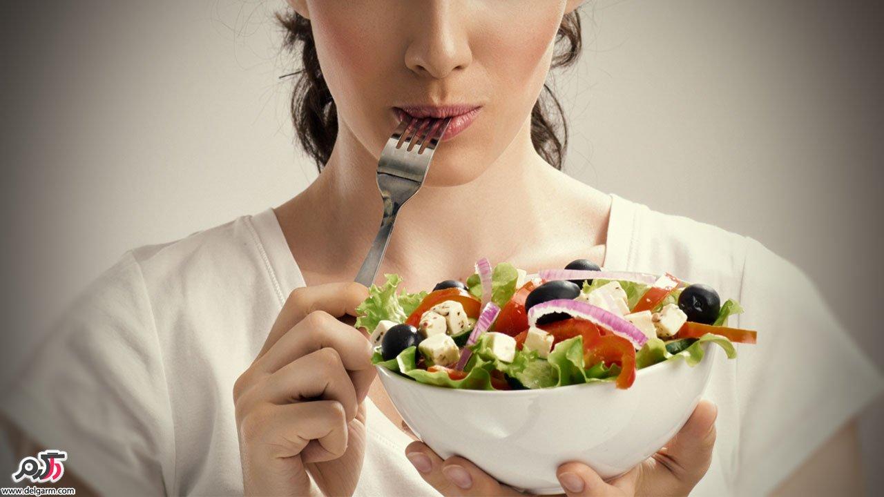 بهترین زمان غذا خوردن برای لاغر شدن