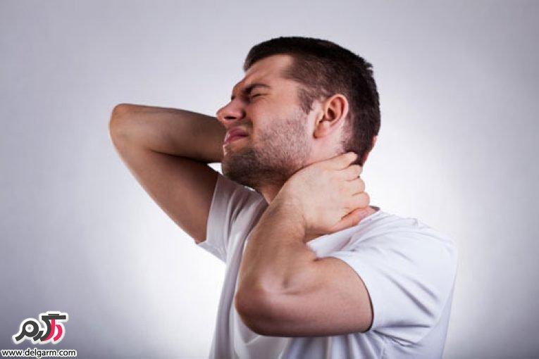 عوارض شکستن قولنج (قلنج)گردن