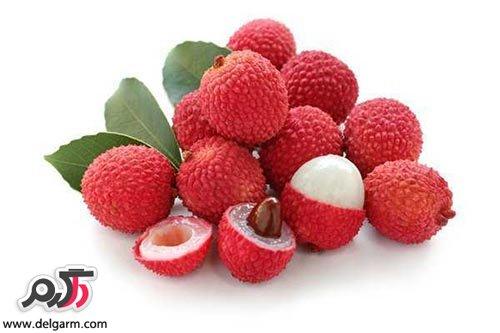 خاصیت خوردن میوه لیچی