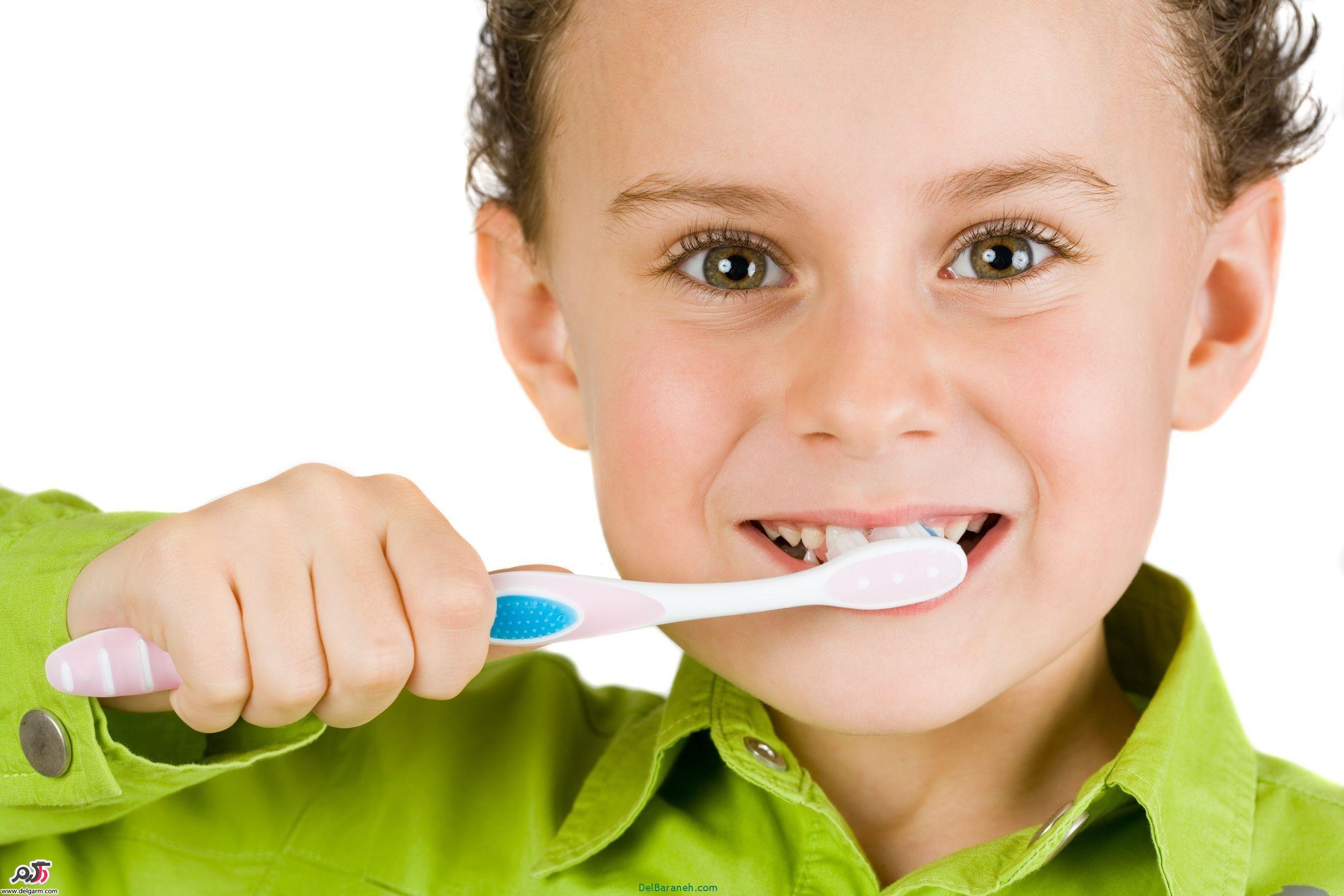 پوسیدگی دندانهای شیری از مهمترین مشکلات دندانی دوران کودکی است
