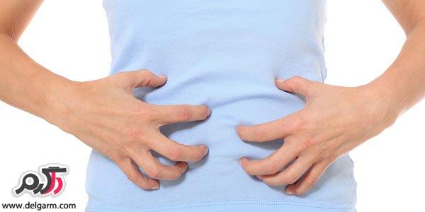 علائم کیست تخمدان + درمان