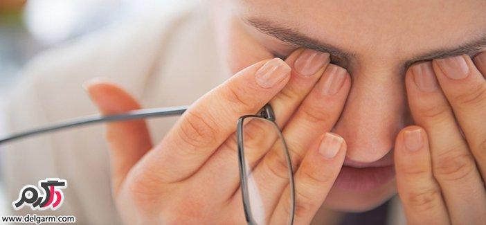 برای رفع خستگی چشم چه حرکاتی باید انجام داد؟!