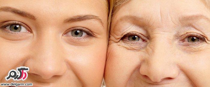 عواملی که باعث پیری زودرس میشود؟!