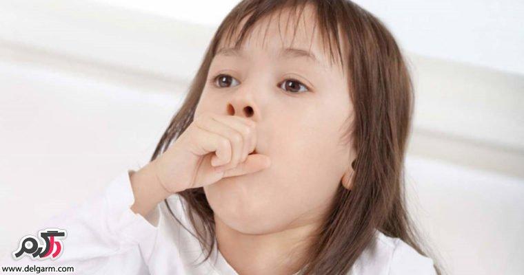 درمان سیاه سرفه در منزل