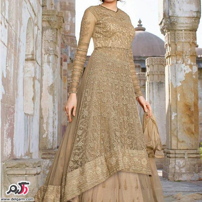 جدیدترین مدل لباس هندی مجلسی