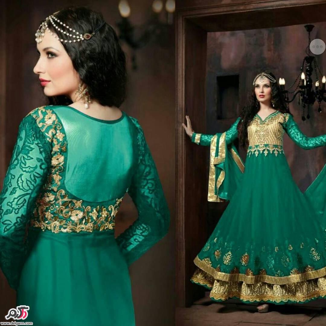 جدیدترین مدل لباس هندی مجلسی ۲۰۱۷