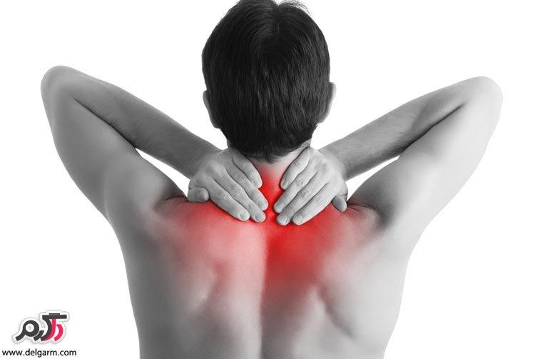 علت و درمان گردن درد