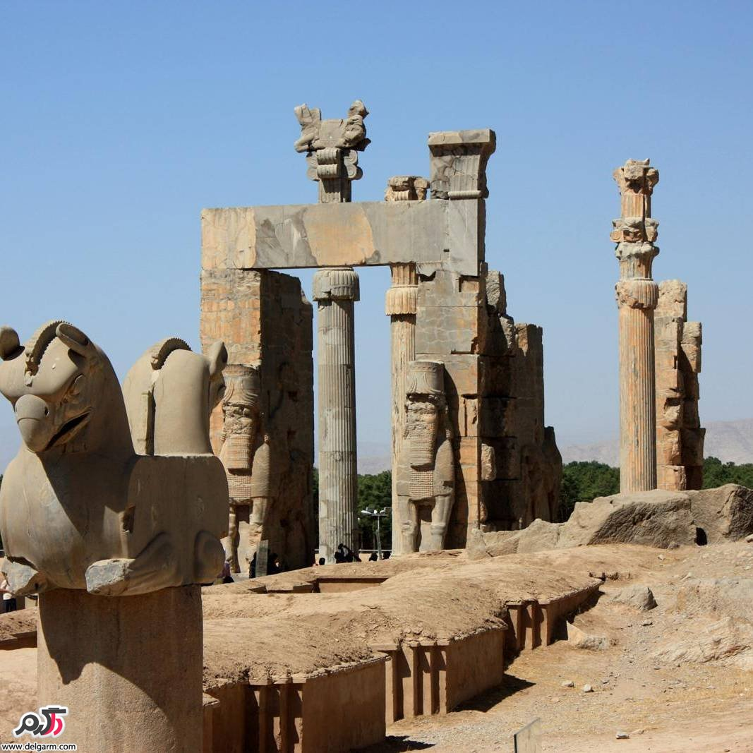 مکان های دیدنی شیراز جاذبه های گردشگری تاریخی شیراز
