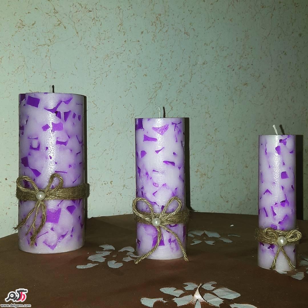 آموزش شمع سازی به صورت مرحله به مرحله