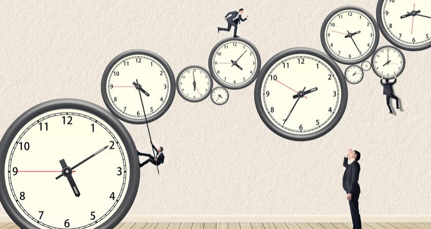مدیریت مناسب زمان